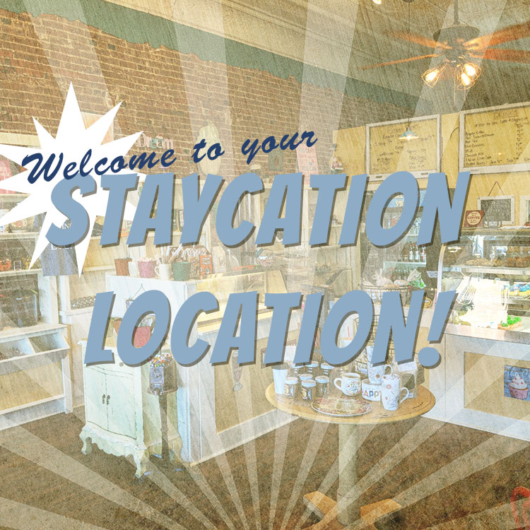Something Sweet - Welcome to your Staycation Location!
